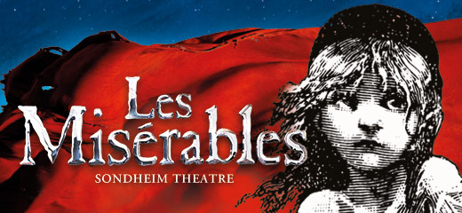 Book Les Misérables Tickets