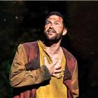Jon Robyns as Jean Valjean in Les Misérables – Photograph Johan Persson
