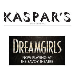 Book Dreamgirls + 2 Course Pre-Matinee Lunch at Kaspar