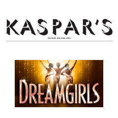 Book Dreamgirls + 2 Course Post-Theatre Dinner at Kaspar
