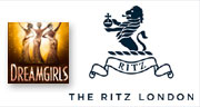 Book Dreamgirls + 3 Course Lunch & Glass of Champagne at The Ritz Tickets