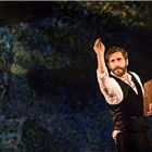 Jake Gyllenhaal in Sunday in the Park with George at the Hudson Broadway