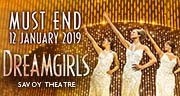 Book Dreamgirls + FREE Glass of Prosecco & Chocolates Tickets