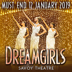 Book Dreamgirls Tickets