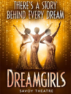 Dreamgirls tickets - LOVE Theatre