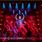 The West End cast of Dreamgirls at the Savoy Theatre, London