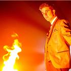 Adam Trent in The Illusionists: Photo credit - Mark Turner
