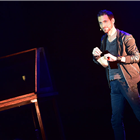 Enzo in The Illusionists: Photo credit - Mark Turner