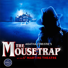 Book The Mousetrap + 3 Course Dinner & Glass of Champagne at The Ritz Tickets