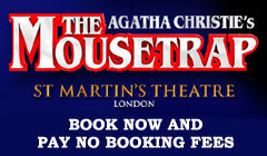 The Mousetrap tickets - LOVEtheatre