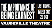 Book The Importance Of Being Earnest Tickets