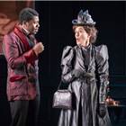 The cast of The Importance of Being Earnest at the Vaudeville Theatre, London
