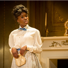Faith Omole in An Ideal Husband at the Vaudeville Theatre