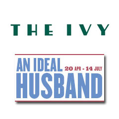 Book An Ideal Husband + 2 Course Post-Theatre Dinner at The Ivy Tickets