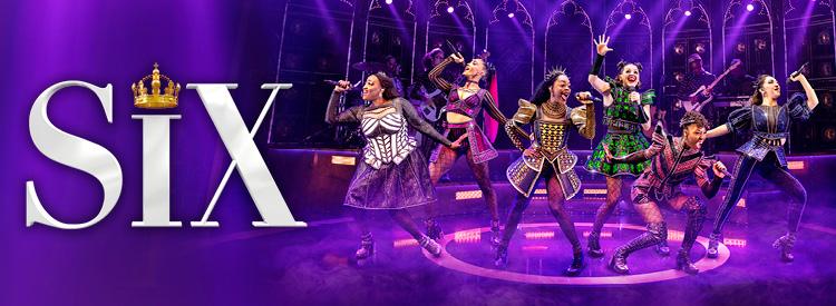 Six The Musical (Vaudeville Theatre)