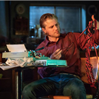 Johnny Flynn in True West at the Vaudeville Theatre, London. Photo Credit: Marc Brenner