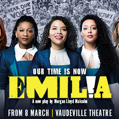 Book Emilia Tickets