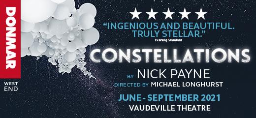 Book Constellations Tickets