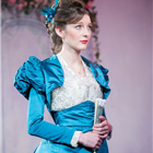 Grace Molony in Lady Windermere's Fan at the Vaudeville Theatre, London. Credit: Marc Brenner