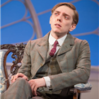 Joshua James in Lady Windermere's Fan at the Vaudeville Theatre, London. Credit: Marc Brenner