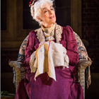 Eleanor Bron (Lady Caroline Pontefract) in A Woman of No Importance. Photo by Marc Brenner