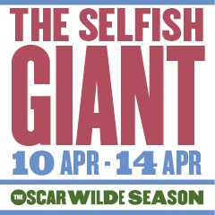 Book The Selfish Giant Tickets