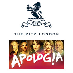Book Apologia + 3 Course Dinner & Glass of Champagne at The Ritz Tickets