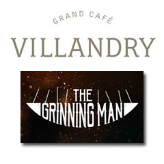 Book The Grinning Man + 2 Course Pre-theatre meat at Villandry, St James Tickets