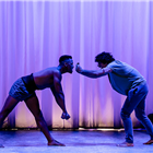 Peter Shaffer's award-winning Equus at the Trafalgar Studios, London.