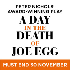 Book A Day in the Death of Joe Egg Tickets