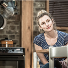 Laura Carmichael in Apologia - credit: Marc Brenner