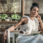Freema Agyeman in Apologia - credit: Marc Brenner