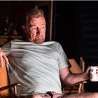 Steffan Rhodri as Ansel Smith in Killer Joe at Trafalgar Studios. Photo Credit: Marc Brenner.