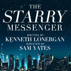 Book The Starry Messenger + 2 Course Post-Theatre Dinner at The Ivy Tickets