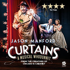 Book Curtains: A Musical Whodunnit Tickets