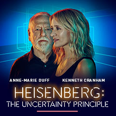 Book Heisenberg: The Uncertainty Principle Tickets