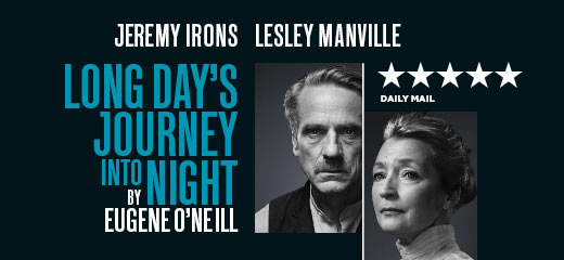 Book Long Day's Journey Into Night Tickets