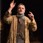 Jeremy Irons in Long Day's Journey Into Night. Credit: Hugo Glendinning.