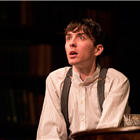Matthew Beard in Long Day's Journey Into Night. Credit: Hugo Glendinning.