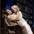 Jeremy Irons and Lesley Manville in Long Day's Journey Into Night. Credit: Hugo Glendinning.