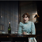 Jessica Regan in Long Day's Journey Into Night. Credit: Hugo Glendinning.