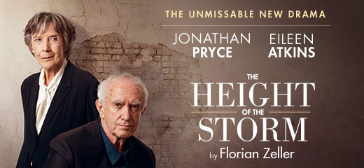 Book The Height Of The Storm Tickets