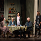 Company of the West End production of The Height of the Storm. Photo Credit: Hugo Glendinning.