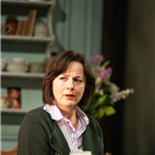 Amanda Drew in the West End production of The Height of the Storm. Photo Credit: Hugo Glendinning.