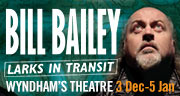 Book Bill Bailey - Larks In Transit Tickets