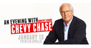 Book An Evening With Chevy Chase Tickets