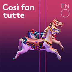 Book Così Fan Tutte Tickets