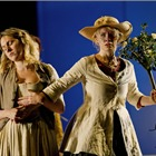 Mary Bevan & Kathryn Rudge in The Marriage of Figaro, ENO 2011. Photo Credit: Sarah Lee