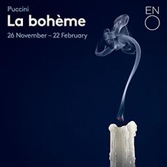 Book La bohème Tickets