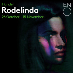 Book Rodelinda Tickets